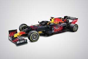レッドブル・ホンダF1、新車『RB16』を発表。王者挑戦の準備は整ったか