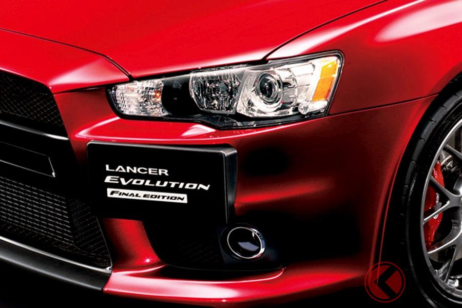 進化の頂点に立った高性能4WD車とは!? 記憶に残る三菱の4WD車5選