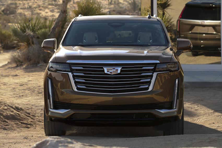 GM フルサイズSUVの新型キャデラック「エスカレード」発表