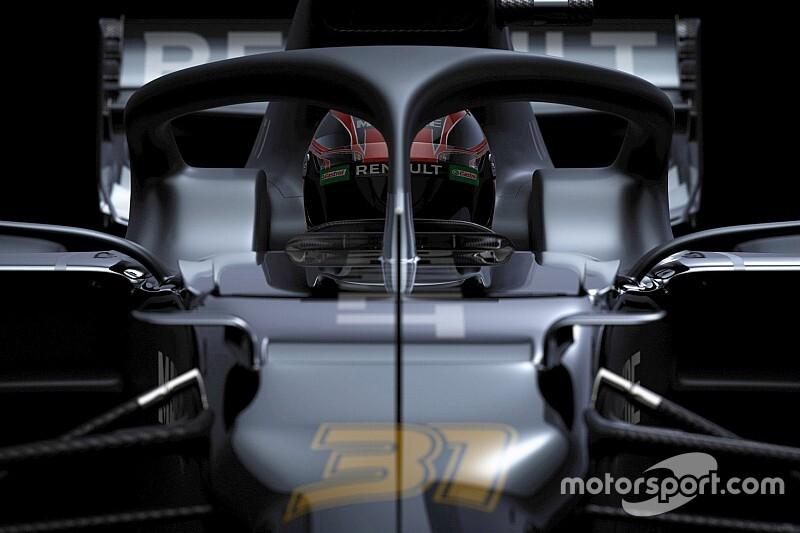 """ルノーF1、2020年シーズンを戦うニューマシンR.S.20を""""一部先行公開""""。目指すはトップ4以上"""