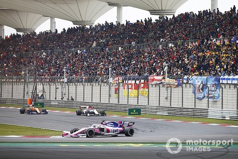 F1中国GP、新型コロナウイルスの感染拡大受け4月開催は断念へ。今日にも正式発表か