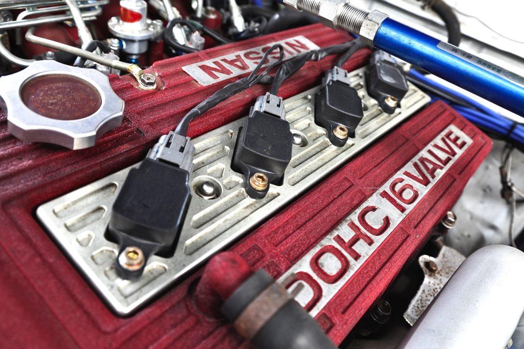 「最新式の制御で快適性を手にしたDR30スカイライン」心臓部は350馬力のFJ20改2.1L+GT-SSターボ仕様