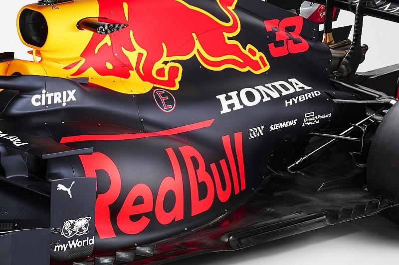 "【F1新車""雑感""解説】レッドブルRB16・ホンダ。各所に垣間見える""アグレッシブ""な進化……その効果はいかに?"