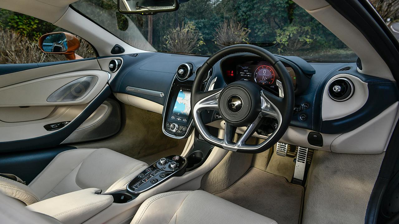 【試乗】マクラーレンGTは俊足で快適なロングドライブも味わえるグランドツアラーの理想形