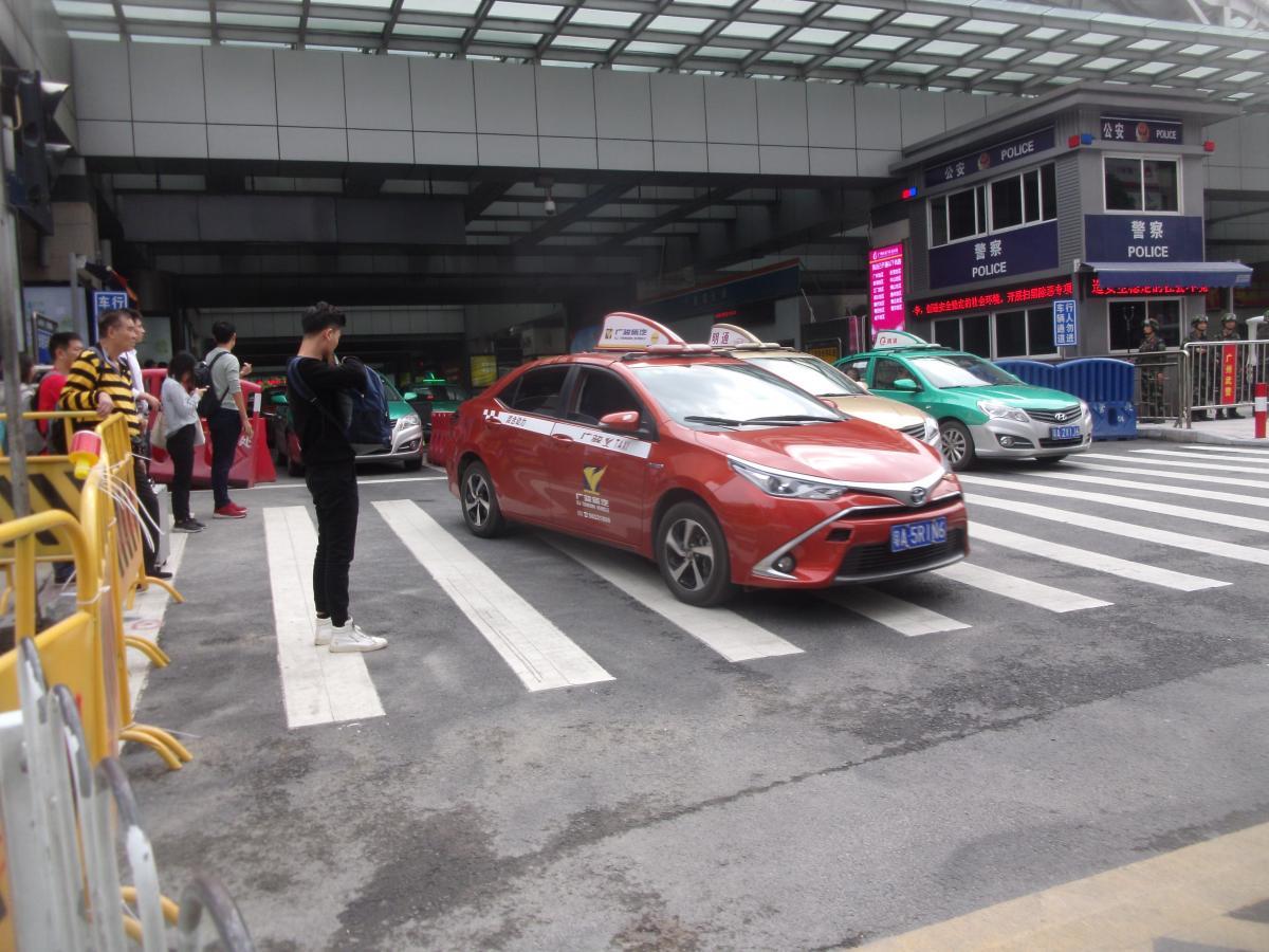 わずか1年で激増! 中国タクシー車両に見る急激なEV化の波