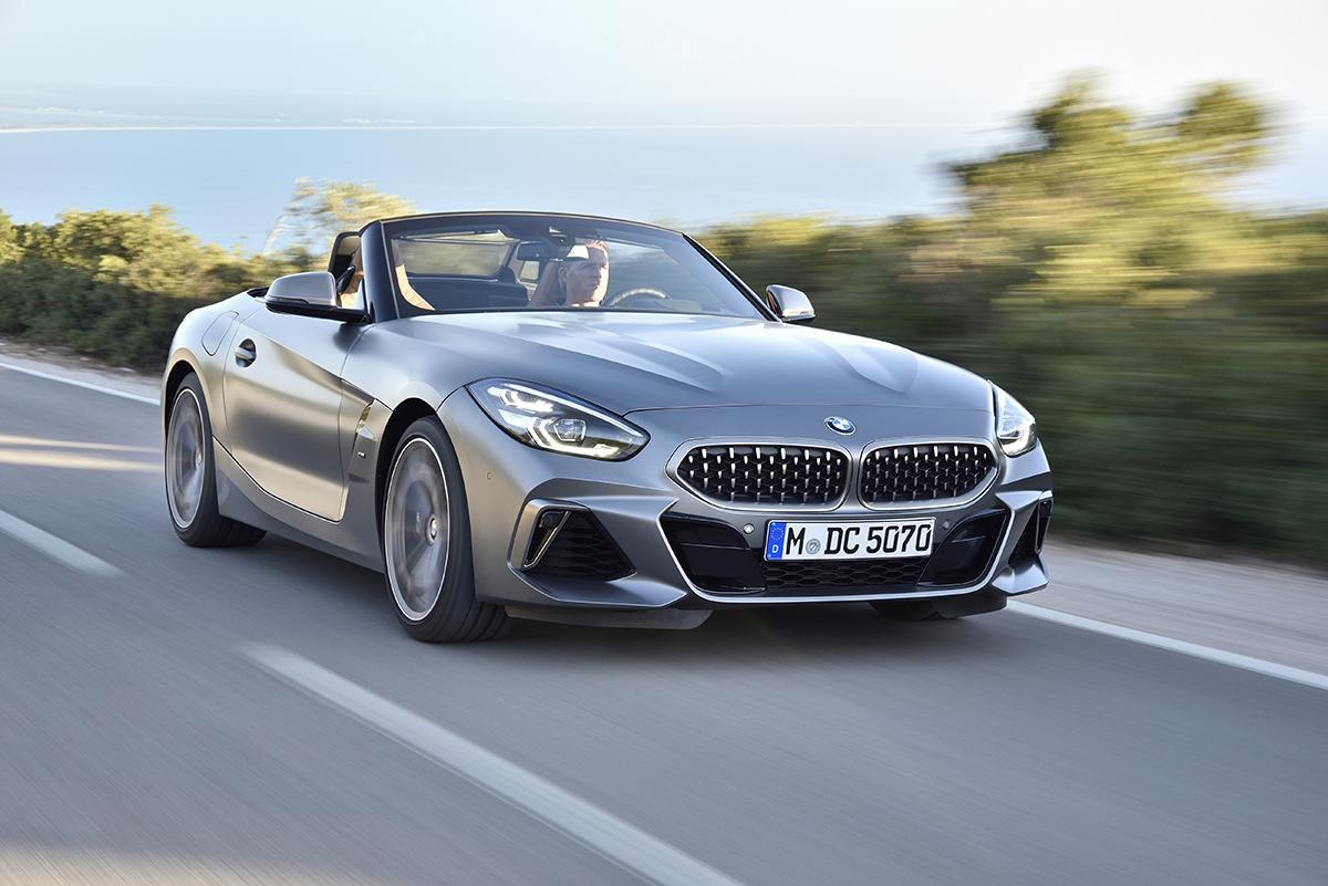 【試乗】新型BMW Z4は国宝級の直6エンジンと最高のFRシャシーで理想的なスポーツカー!