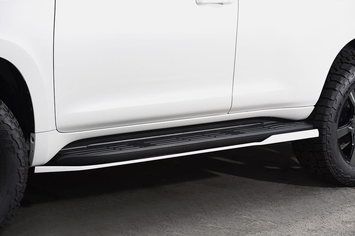 新車で買ってイジるならクールのコンプリートカーが40万円以上オトクでした!|トヨタ・150系ランドクルーザープラド