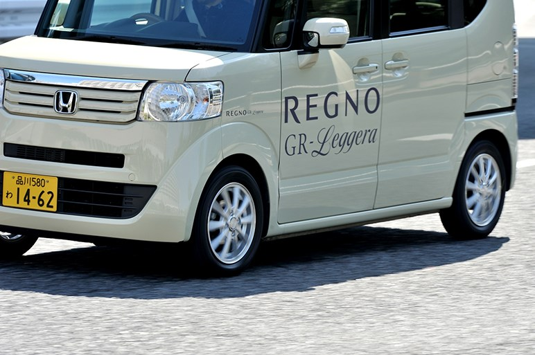 レグノの軽専用タイヤ「GRレジェーラ」試乗。性能面を徹底追求した異色の存在