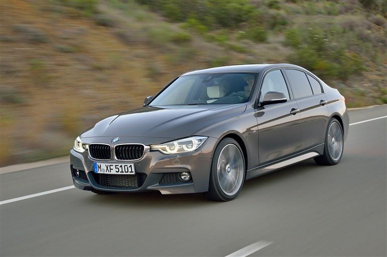 BMW 3シリーズのフェイスリフト版が正式発表!