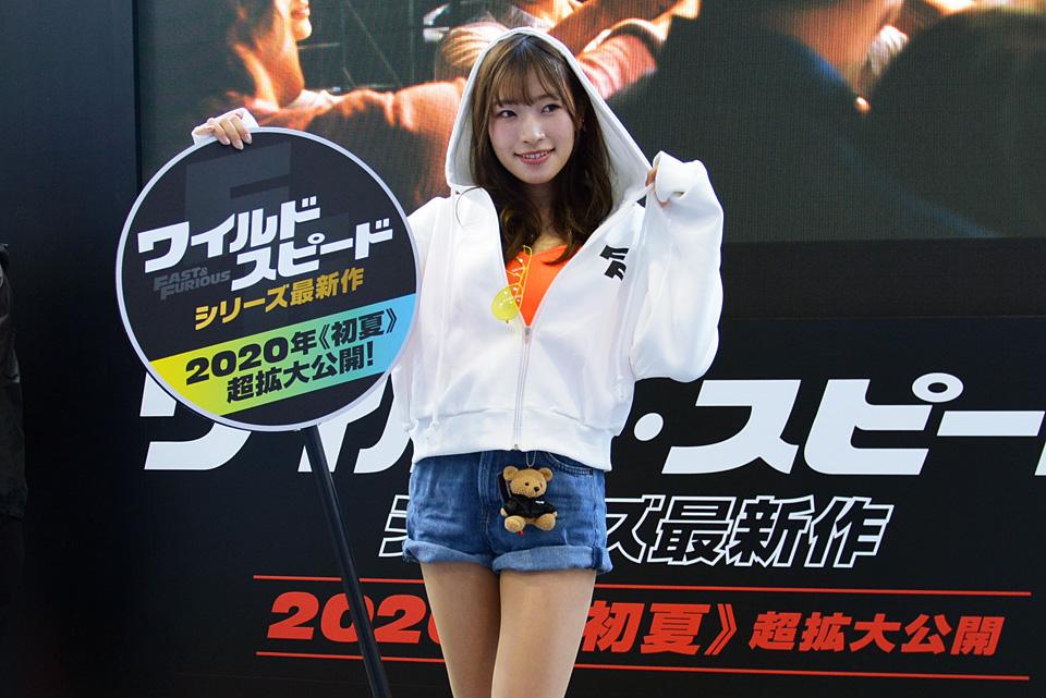 「東京オートサロン2020」に華を添えた美しすぎるコンパニオン大集合