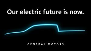 ピックアップもEVの時代へ。米GM、電動ピックアップの生産準備を開始