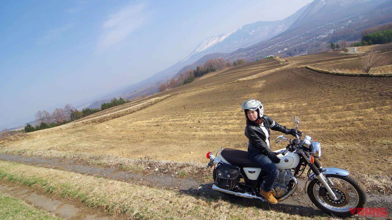 バイクで巡るニッポン絶景道:群馬県 嬬恋パノラマライン【北海道のような丘陵地帯を駆けろ】