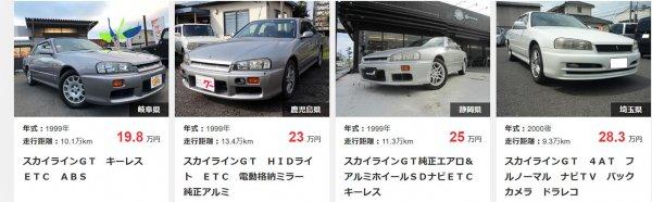 【失ってから気づく名車の価値】絶版後に人気となった国産車10選