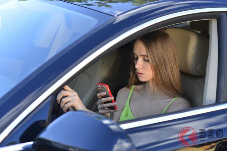 ながら運転罰則強化から1か月! 危険な画面注視を避けるための方法とは?
