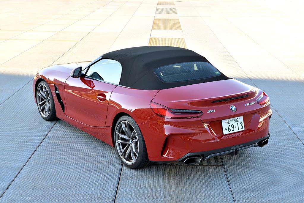 【比較試乗】「BMW Z4 vs アウディ TT ロードスター」走りの愉しさで選ぶオープン2座スポーツ