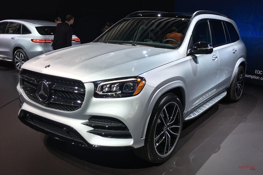【新型GLS 日本へ】M・ベンツ、今年の新モデル導入は? 新小型SUVも年内に