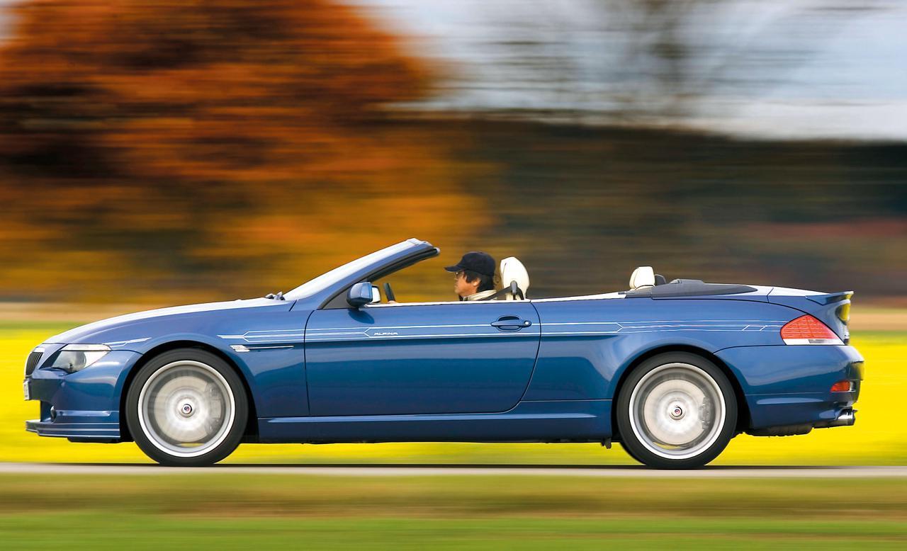 【ヒットの法則130】2005年登場のアルピナB6カブリオは美しいデザインと質の高い走りを楽しむ嗜好品