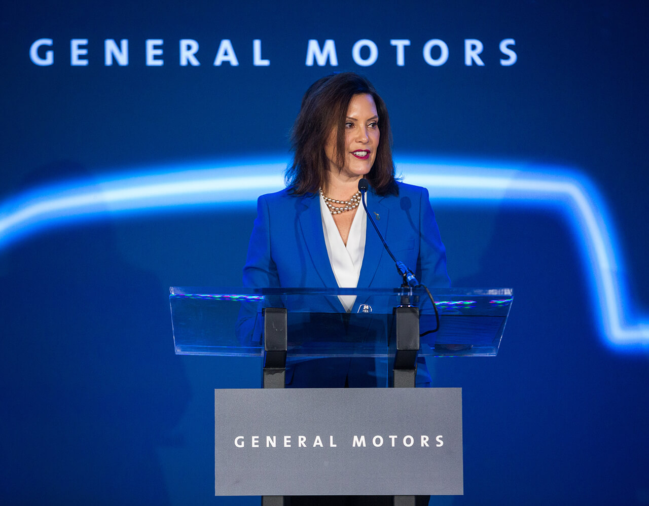 GMがデトロイトに初のEV専用工場を開設