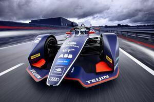 帝人:フォーミュラE「Envision Virgin Racing Formula E Team」を支援