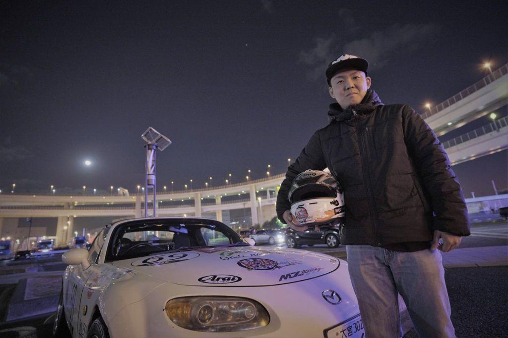 K.A.モータースポーツプロジェクト代表/会社員/DJ/ラッパーの相澤康介氏(24歳)は、なぜ本気でレーシングドライバーを目指すのか?