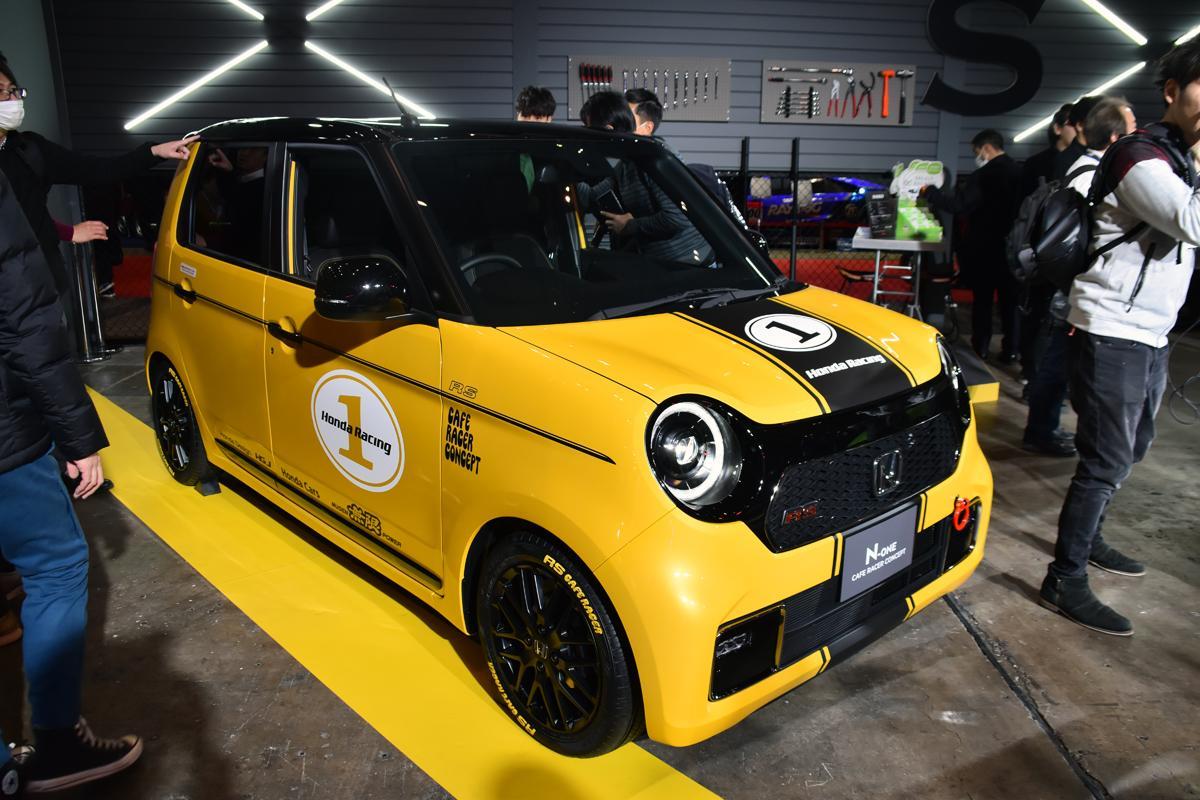 軽自動車オーナーはカスタム好きが多い? 東京オートサロン2020で軽自動車の出展が目立ったワケ