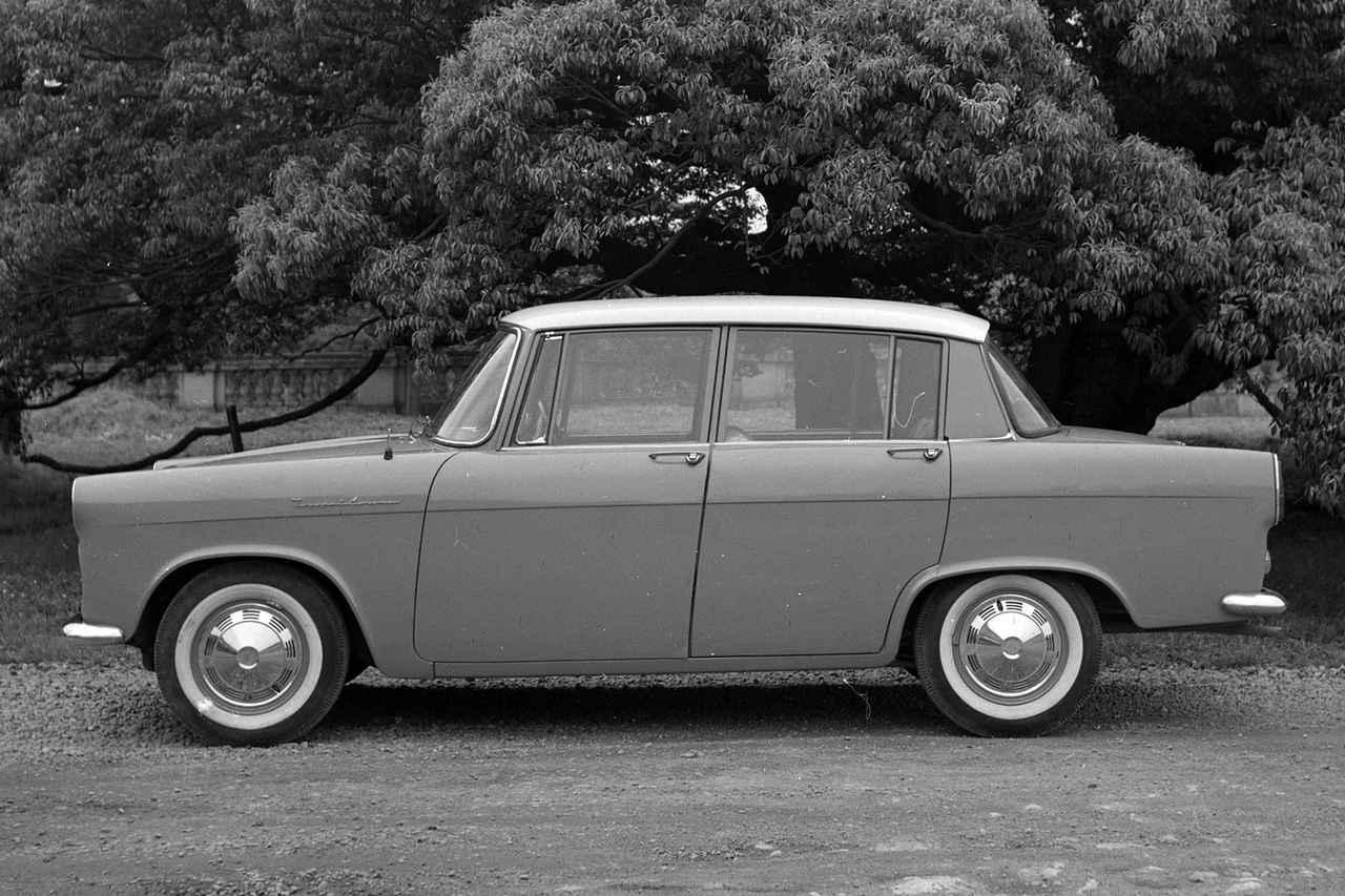 【昭和の名車109】2代目トヨタ コロナは日産210型に対抗すべく開発された