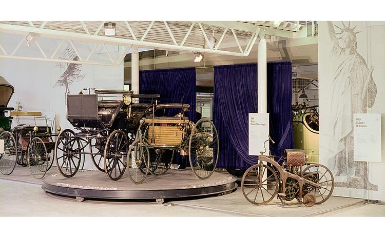 130年以上の歴史を誇る自動車の元祖、メルセデス・ベンツの歴史
