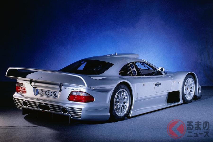 価格は2億5千万円? メルセデス・ベンツ「CLK-GTR」とはどんなクルマ?