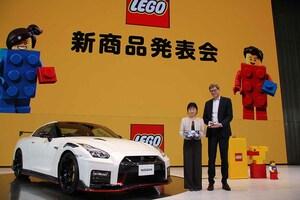 GT-Rオーナー予備軍!?の子供たちに遊ばせたい! レゴが「日産GT-Rニスモ」のレゴブロックを発表