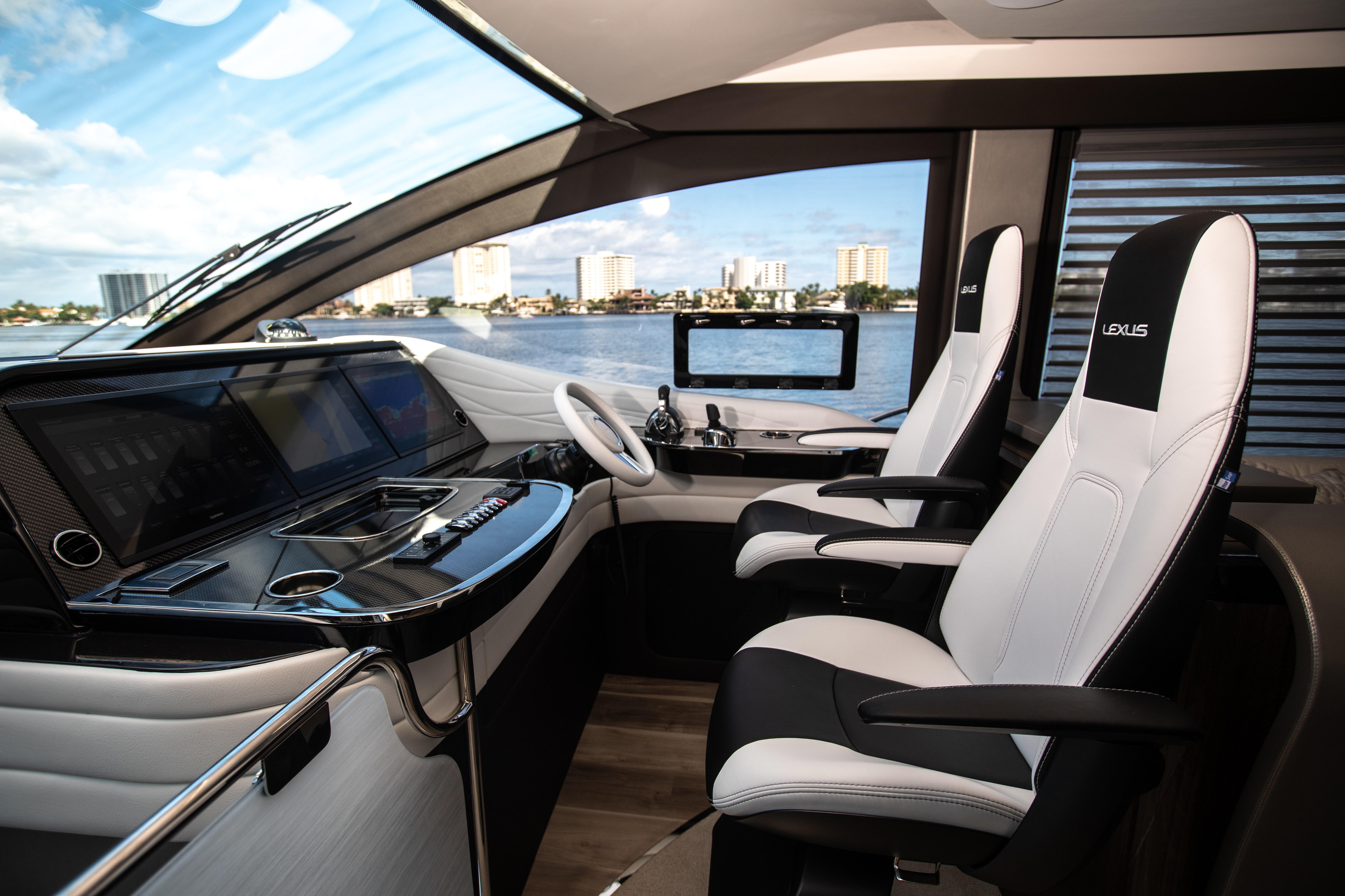 レクサスが手がける洋上のLS&LC!? ラグジュアリーヨット「LY650」航海記