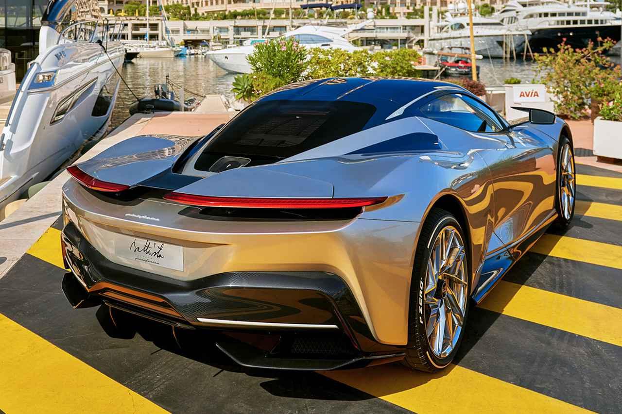 1900馬力/2300NmのハイパーEV、ピニンファリーナ「バッティスタ」を日本で販売開始