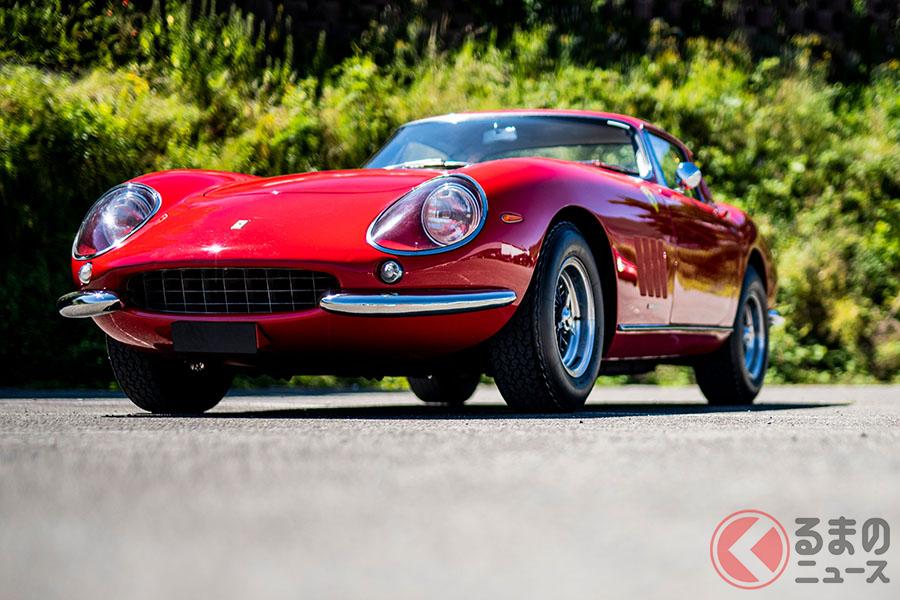 コロナの影響がクラシックカーに波及!? フェラーリ「275GTB」の落札価格に異変あり