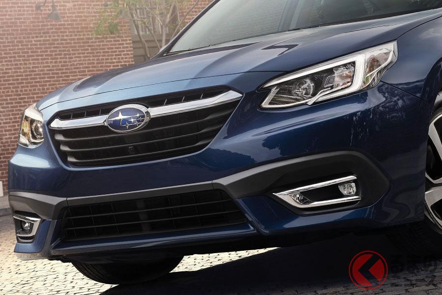 スバル「レガシィ/アウトバック」2021年モデルは機能が向上! 2020年秋発売