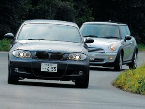 【ヒットの法則324】BMW 1シリーズとMINIは互いに刺激し合いながら、その世界観を確立している