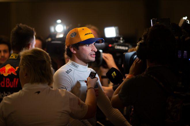 サインツJr、最終ラップでつかんだ選手権6位「このレースは一生忘れられない」:マクラーレンF1