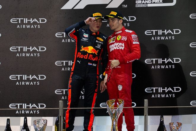 ルクレール、選手権3位争いに敗れる「勝つためにギャンブルをした。後悔はない」:フェラーリF1