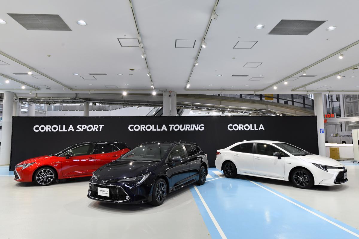 1カ月で受注2万台超え! デカイだなんだと言われるトヨタ・カローラが11年ぶりに登録台数トップに輝いたワケ