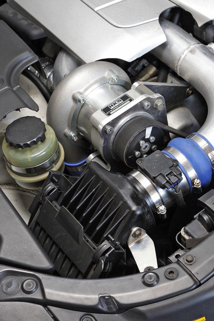 「ベンツ&ビーエムには負けられぬ!」UCF30セルシオにオーバー400馬力の過給機チューンを敢行!