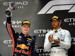 F1第21戦アブダビGP、ハミルトン貫禄のポールトゥウィン、フェルスタッペンは2位【モータースポーツ】