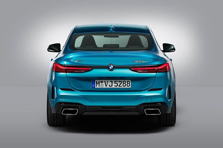 BMW4ドアクーペの末弟、2シリーズ グランクーペがFFベースで登場
