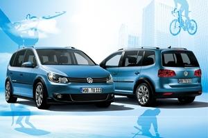 VW、クロストゥーランを一部改良