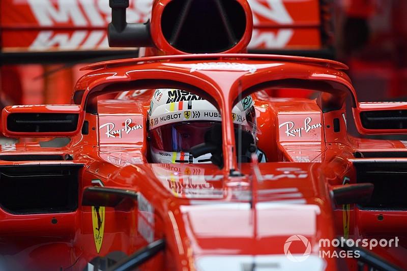 F1アメリカGPフリー走行3回目速報:ベッテル最速で予選へ。ハミルトン3番手