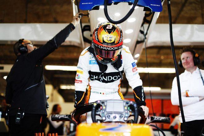 バンドーン「ウルトラソフトに苦しみ、いいタイムを出せず。決勝に期待している」:F1アメリカGP土曜