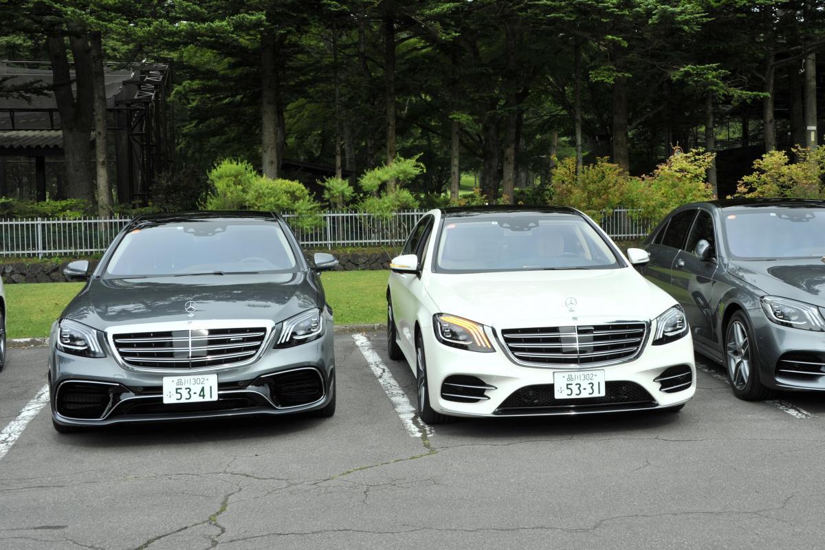 メルセデス・ベンツ VS 日産! 駐車の恐怖から解放される最強の自動駐車はどっちだ?