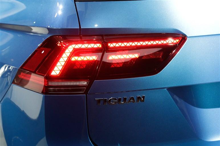 新型VWティグアン発表。つながる機能や安全・快適装備を充実