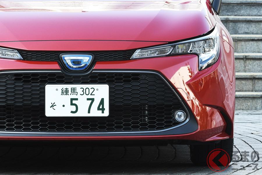 トヨタ「プリウス」が2位!? 1位は絶好調なクルマ? 2019年度で最も売れた新車とは