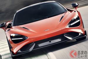日本では4450万円から! 世界限定765台のマクラーレン「765LT」の注文受付開始