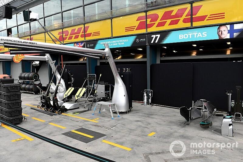 F1のファクトリー閉鎖期間が5週間へ延長。新型コロナ収まらぬ状況受け