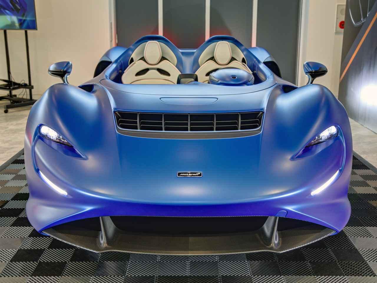 世界で249台の限定モデル、マクラーレンの最新アルティメット シリーズ「エルバ」が日本初公開に!
