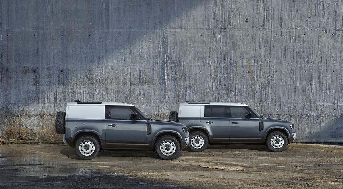 伝統と最先端が融合した新型ランドローバー・ディフェンダーの予約受注を4月9日より開始 499万円から
